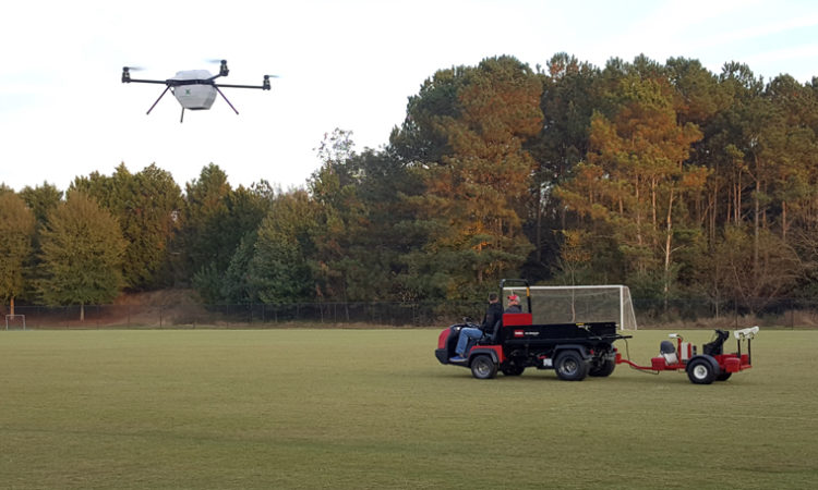 Toro Invests in Startup Developing Drone-Powered Turf Sensing Tech for Golf Courses