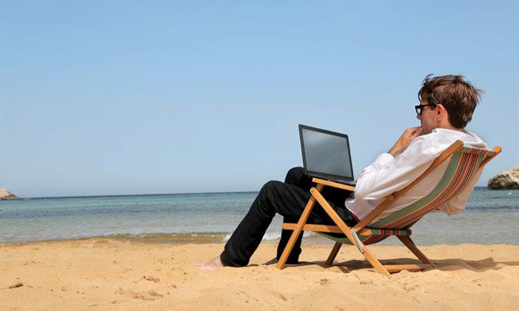 The Workplace Summer Slump