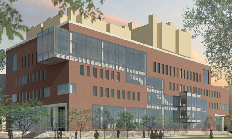 U of M Breaks Ground on $109M, State-of-the-Art Health Sciences Education Center