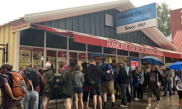 Reviving a State Fair Landmark: Inside the Hamline Dining Hall's Fundraising Campaign