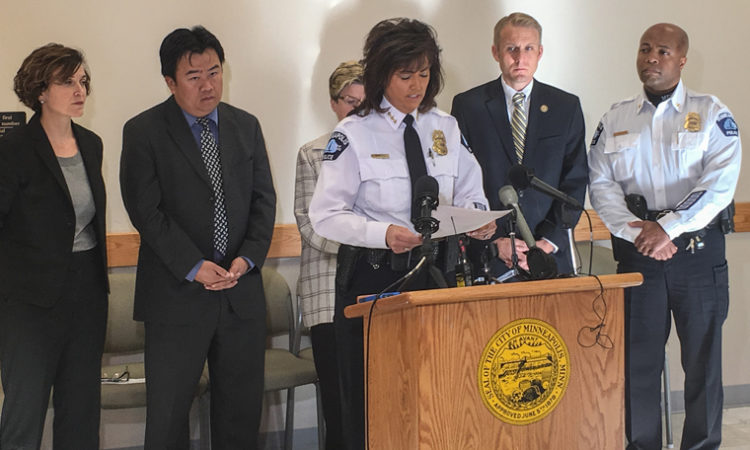 Former Minneapolis Chief Janeé Harteau Opens Consulting Firm