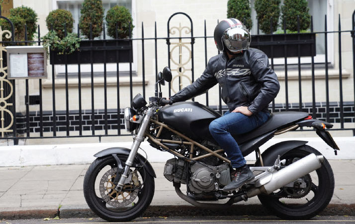 Plymouth Startup Hits the Road with Its Smart Motorcycle Helmets