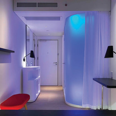 Mortenson Is Building U.S. Hotels With Rooms Manufactured in Europe