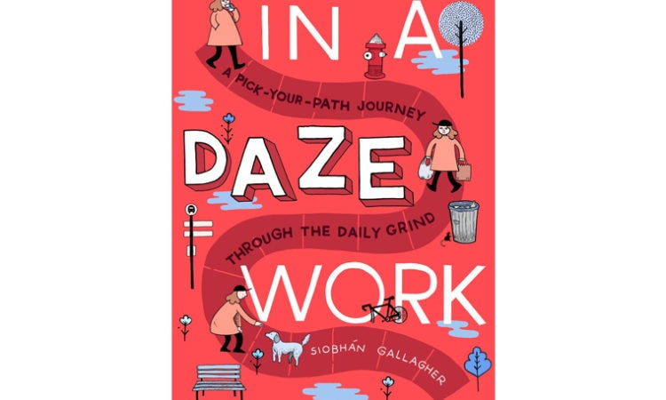 """Book Review: """"In A Daze Work"""""""