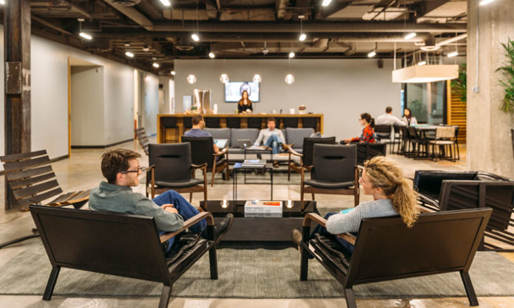 Industrious Opening Coworking Space in the North Loop