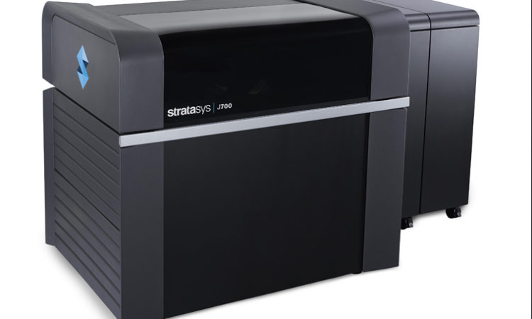 Stratasys Introduces New Dental-Specific 3D Printer