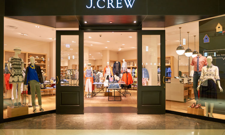 J.Crew to Close Rosedale Store