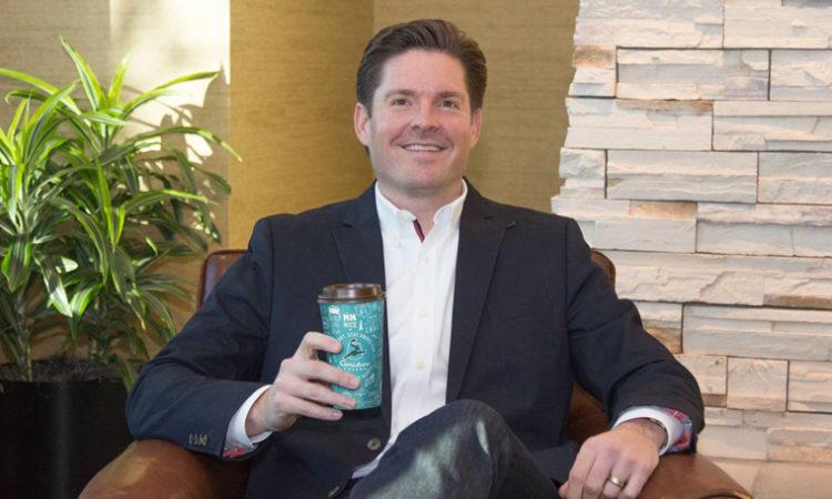 Caribou Coffee Promotes John Butcher to President, CEO