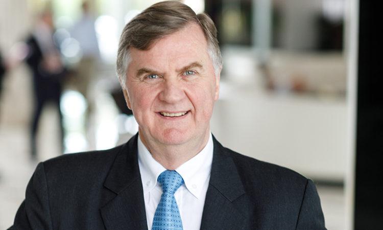 Radisson CEO John Kidd Retires