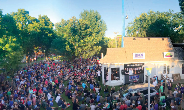 How KFAN Became the King of Local Personality Radio