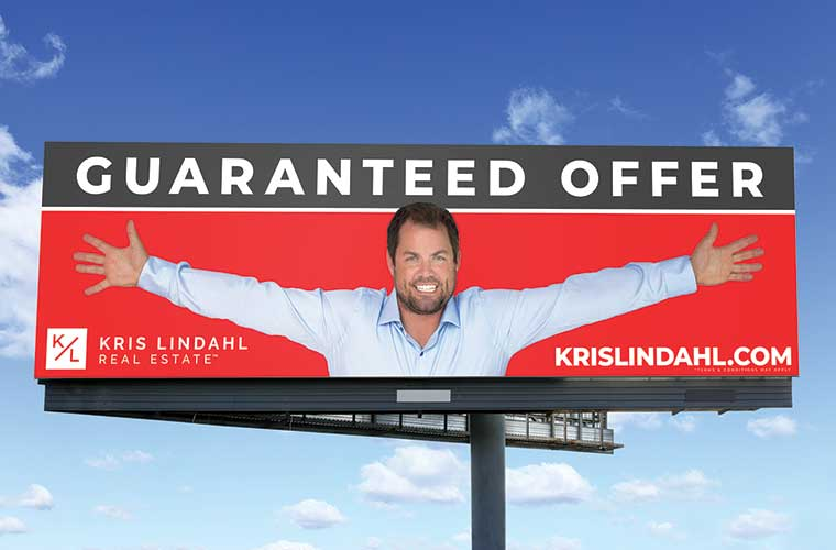 Wrapping Our Arms Around Kris Lindahl's Divisive Ad Strategy