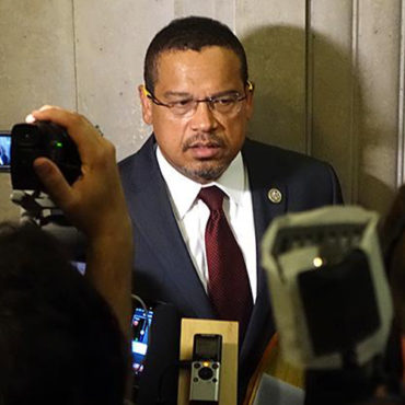 A Risky Bid: Keith Ellison is Leaving a Safe Seat in Congress to be MN's Attorney General, But Why?