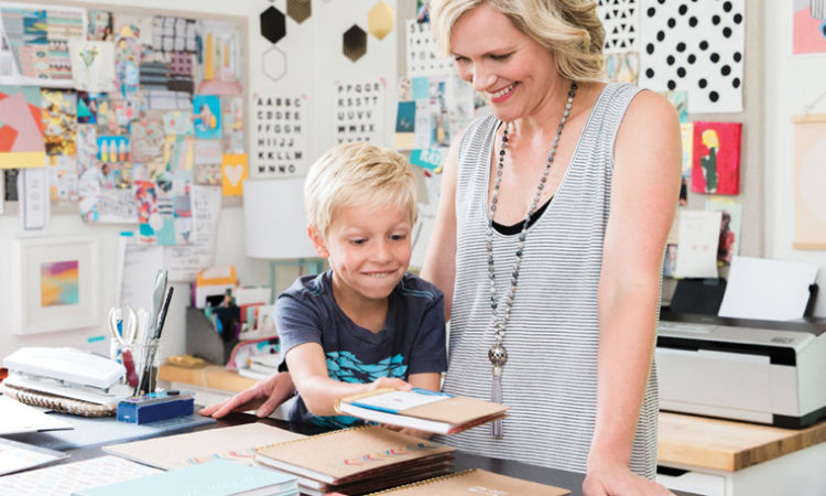 How This Work-At-Home Mom Makes It Work