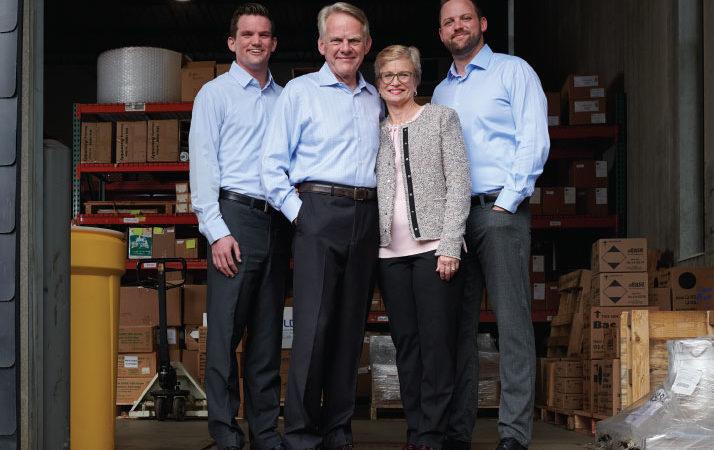 Family Business Awards: King Technology