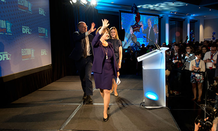 Klobuchar Ends Presidential Bid