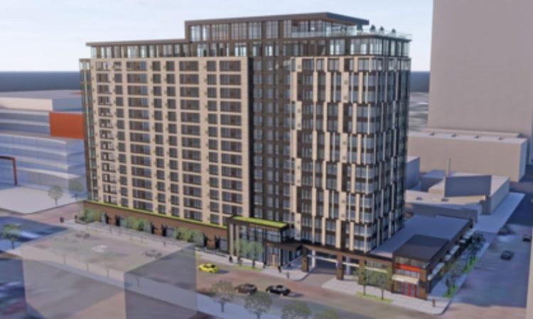No Slowdown for Minneapolis Apartment Building Boom