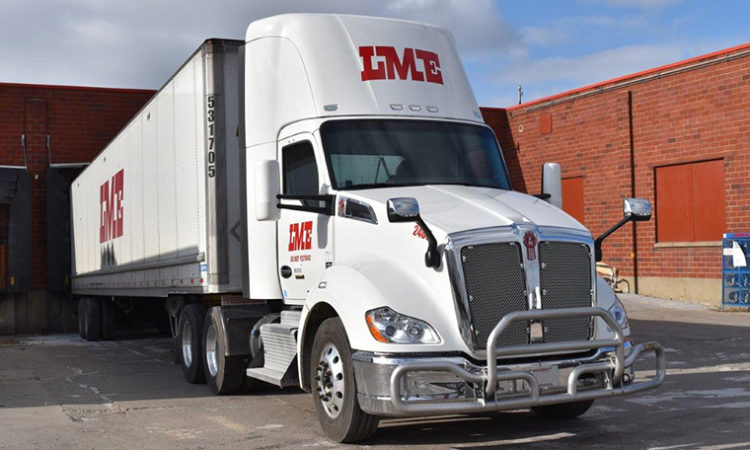 New Brighton Trucking Firm LME Abruptly Closes