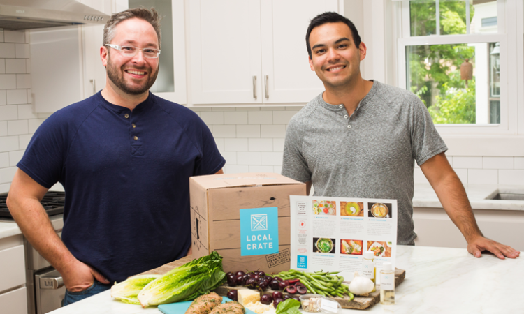 St. Paul-Based Local Crate Meal Kit Service Expands to the West Coast