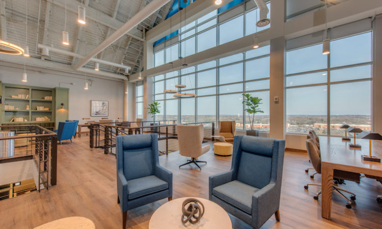 Life Time Targets Seasoned Professionals with New Co-Working Spaces