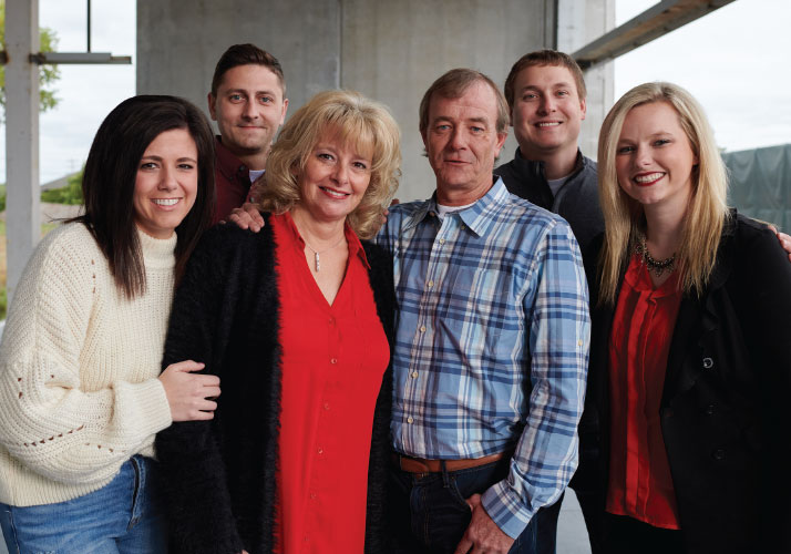 Family Business Awards: Lloyd's Construction Services