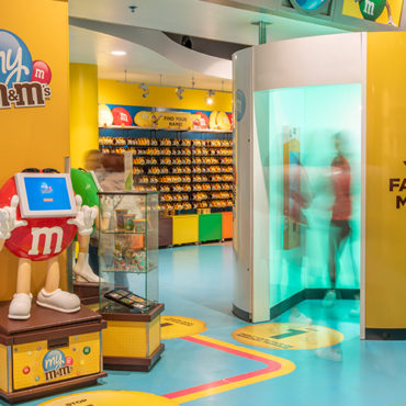 Largest M&M's Store in the Midwest to Open at the Mall of America