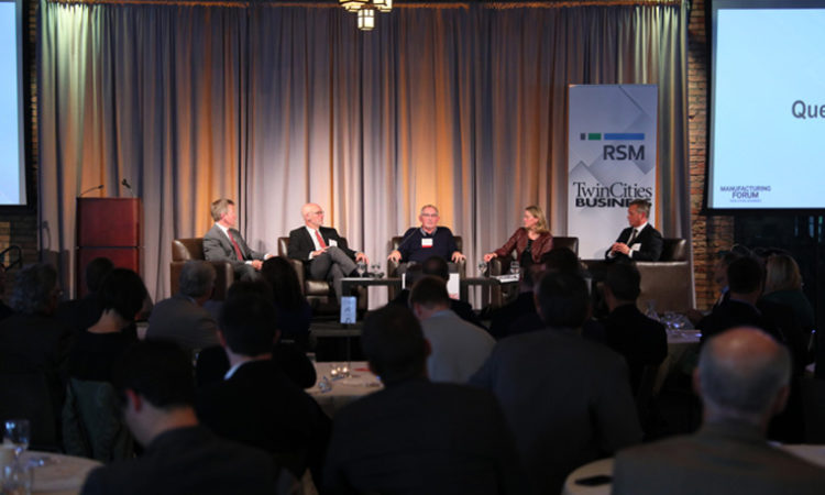 Local Manufacturers Discuss Strategies to Overcome Labor Shortage, High Taxes