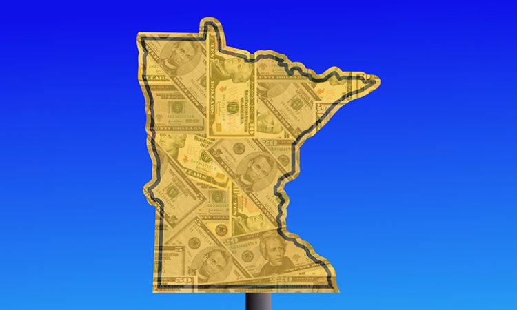 Minnesota Lagging U.S. for GDP Growth