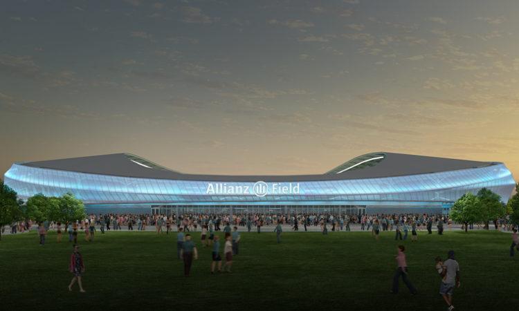 Minnesota United Reveals Name of New Stadium