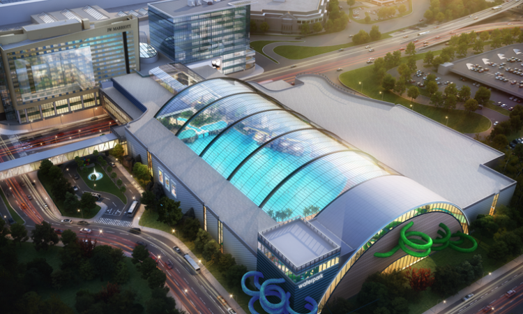 Mega-Waterpark for MOA? New Plan Could Cost $250M