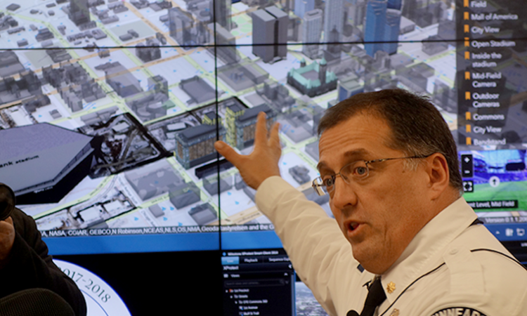 Monitoring Tech Developed for Super Bowl LII is Emboldening Minneapolis Police Surveillance