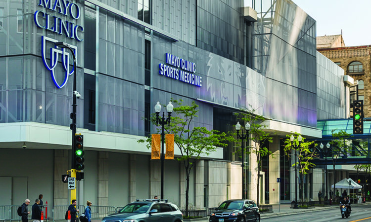 Mayo Clinic Expanding Sports Medicine Facility In Minneapolis