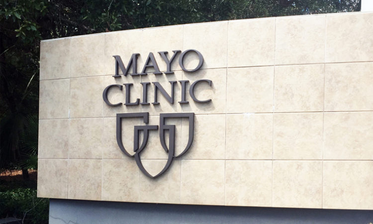 Mayo Clinic Revealed as a Top Shareholder of Hyped Silicon Valley Anti-Aging Co.