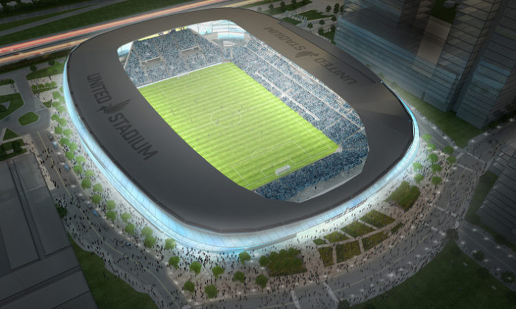Allianz Reportedly Secures Naming Rights For Minnesota United Soccer Stadium