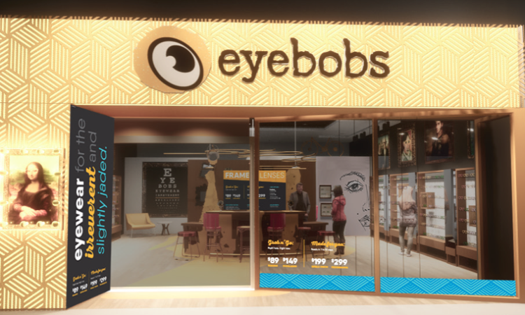 In Lead-Up to New MOA Store Opening, Eyebobs CEO Says He's 'Bullish on Brick and Mortar'