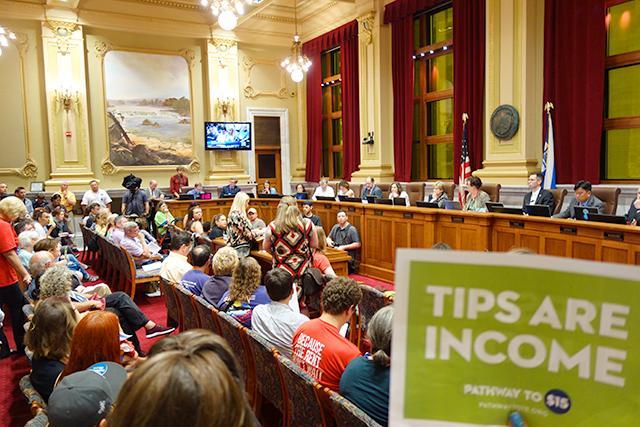 Input on Minimum Wage Probably Won't Change Minneapolis City Council's Votes