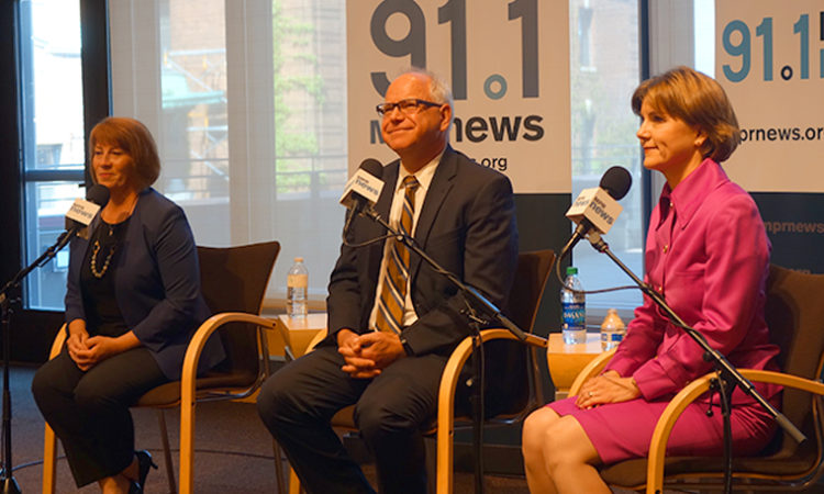 Five Takeaways from the DFL Governor Candidate Forum