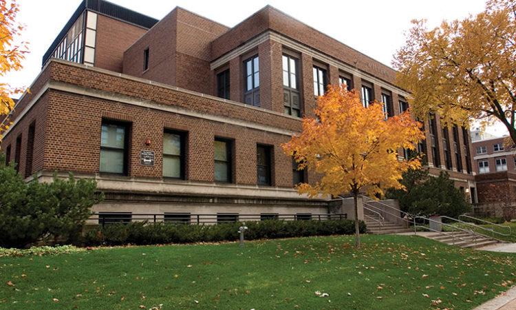 Naming the U Journalism School Hubbard