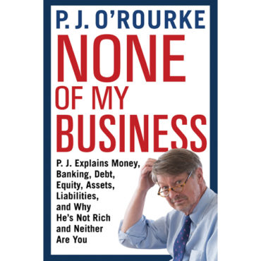 """Book Review: """"None of My Business"""""""