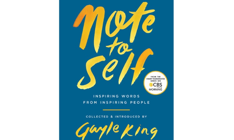 "Book Review: ""Note to Self"""