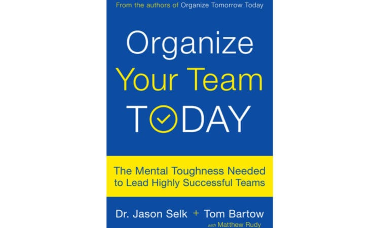 """Book Review: """"Organize Your Team Today"""""""