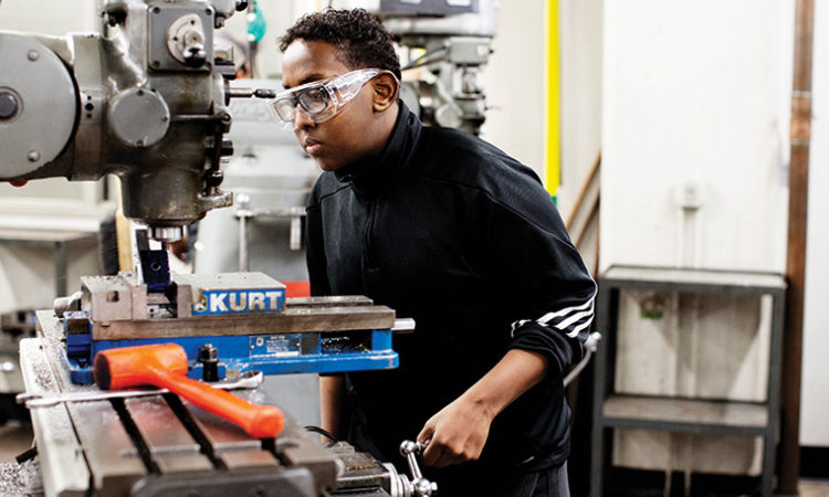 Who Wants to Work in Manufacturing?