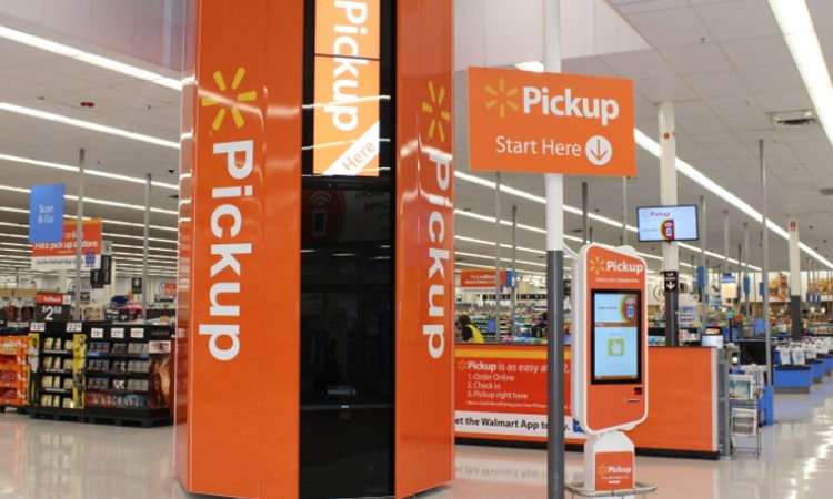 Walmart's New Pickup Towers to Expand Throughout Twin Cities This Year