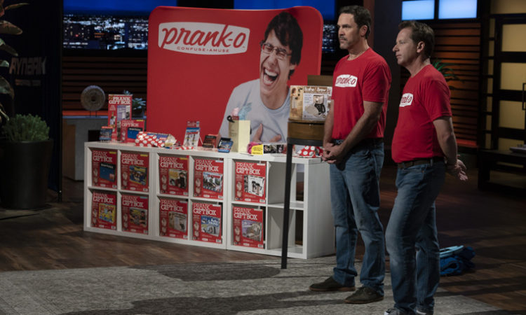 The Founders of a Minneapolis Gift Box Business Pranked 'Shark Tank' and Won an Investment
