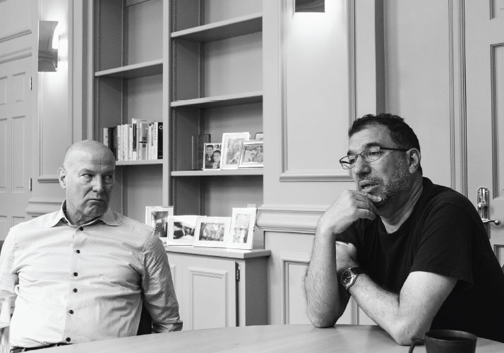 Q&A: Andy Slavitt and Mark Addicks