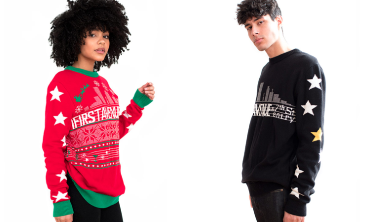 First Avenue, Ragstock Ring in Holiday Season with Ugly Sweater Collaboration