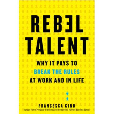 """Book Review: """"Rebel Talent"""""""