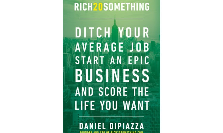 "Book Review: ""Rich20Something: Ditch Your Average Job, Start an Epic Business, and Score the Life You Want"""