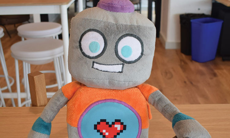The Newest Preschool Teacher Is a Robot