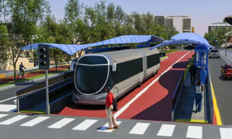 Rochester, DMC Prepare to Roll Out Plans for Downtown Bus Rapid Transit Service