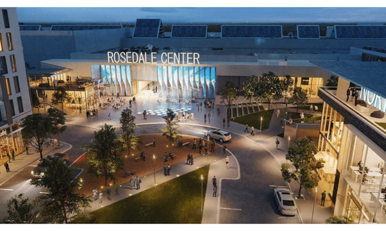 Rosedale Center Announces $100M-Plus Expansion Plans